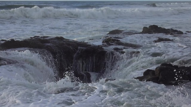 Thor's Well Video Sequence