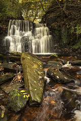 Tiger's Clough Waterfall (Rivington)