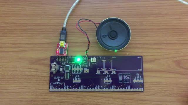 VFD Clock 2 bootload
