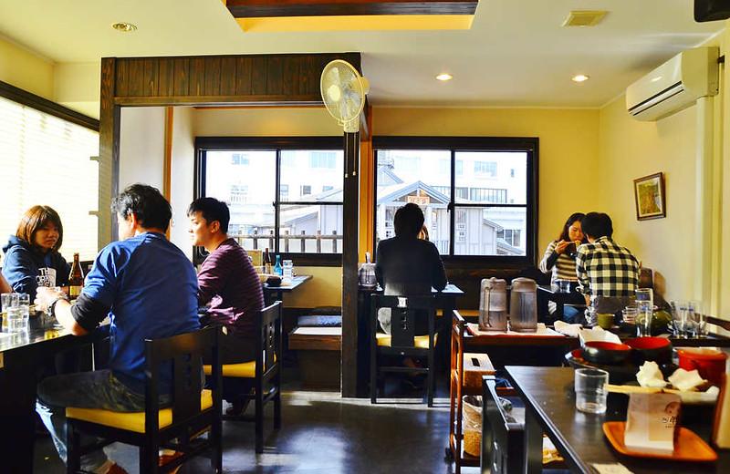草津溫泉そばきち湯畑店19