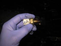 2001-2006 Acura MDX IAT Sensor (Intake Air Temperature) - Remove, Clean, Change