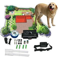 New Underground Electric Dog Pet Fencing Fence Shock Collar (49681) #Banggood
