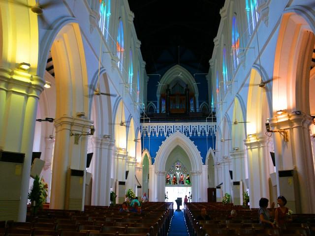 catedrala st andrew obiective turistice singapore 2