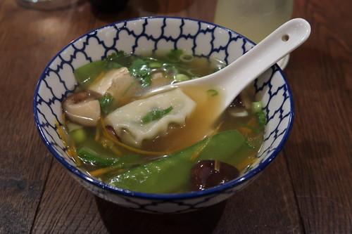DimSum-Gemüse-Suppe
