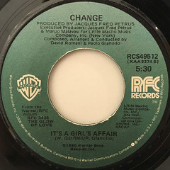CHANGE:SEARCHING(LABEL SIDE-B)