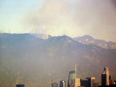 Mt Wilson Smoke