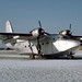 Grumman HU-16B Albatross G-BMDX Plymouth 8-2-86