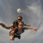 This Could Be You!  Featuring Tandem and Accelerated Freefall Instructor Ian Cherteiny