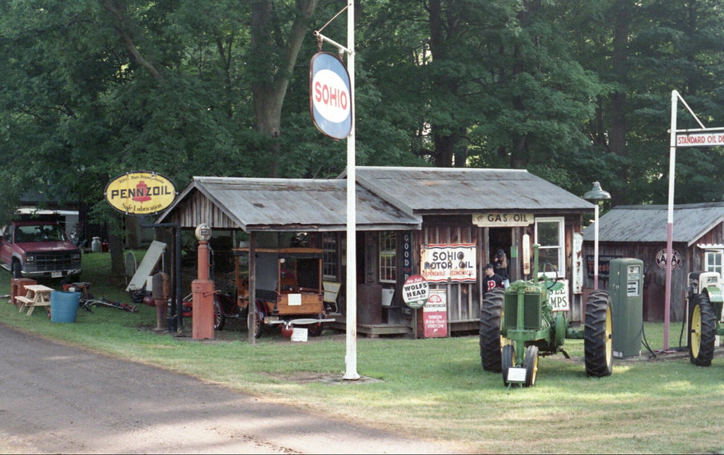 Green Acres Motel In Kinsman Ohio