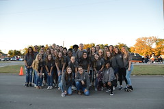 2017 Wylie East Homecoming Parade