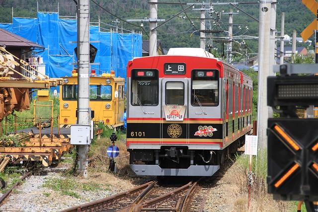 Ueda Dentetsu Type 600