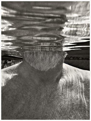Me 2017 #76; Self-portrait Without Face