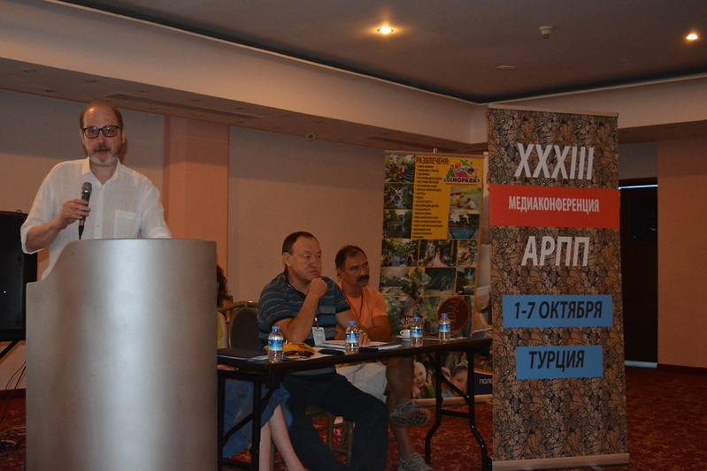Андрей Авдонин – редактор, президент «Союза издателей НАИ»