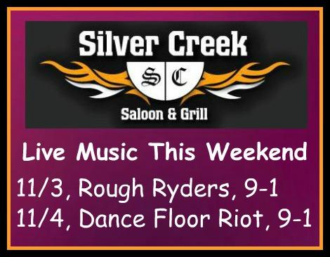 Silver Creek Poster 11-3-17