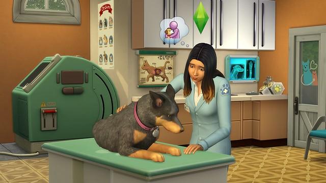 The Sims 4 Gatos e Cães Já Disponível para Consoles