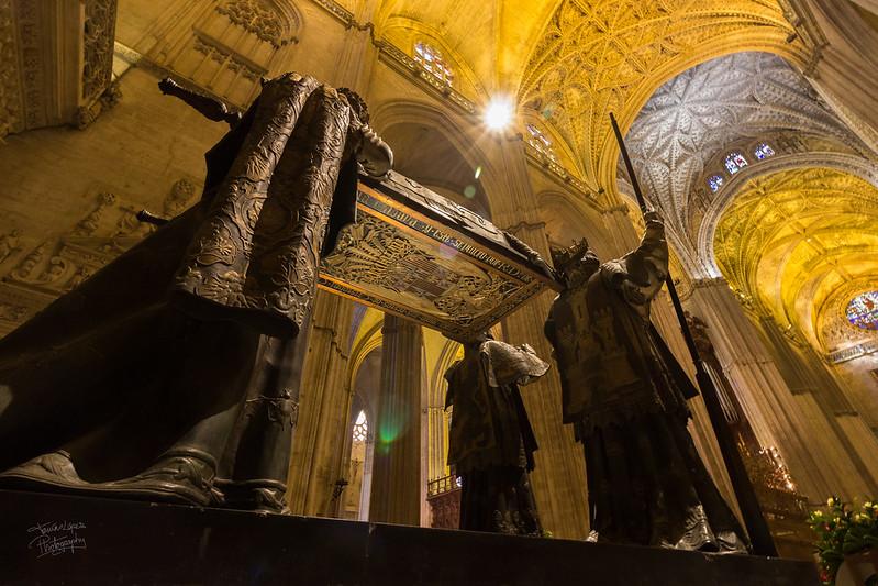 Tumba Cristóbal Colón