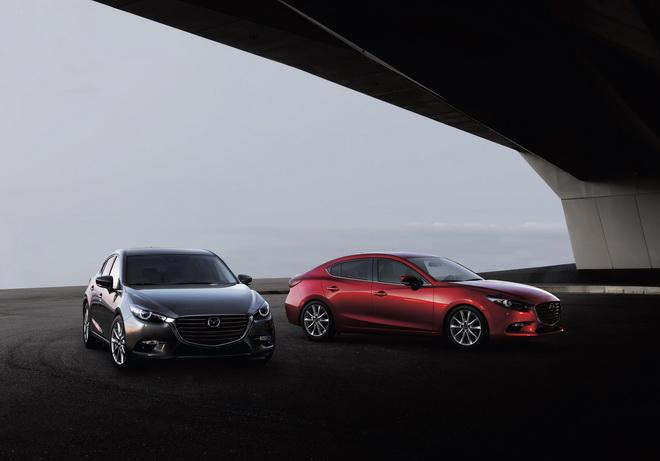 Mazda3搭載SKYACTIV全新動能科技,不僅擁有165ps與21.4kgm優異動力,更具備最佳16.0kmL的傑出油耗,兼具高效動能與完美節能。