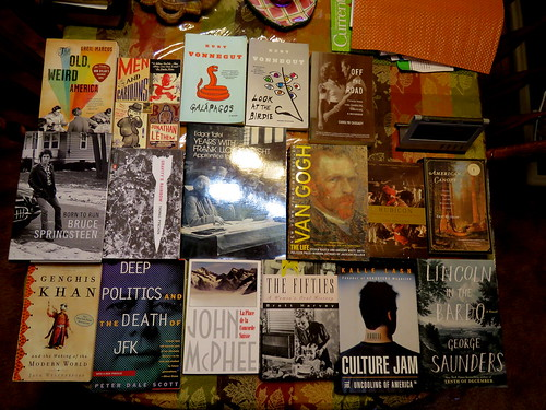 Used Books Haul 10/17/2017