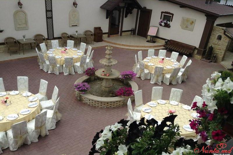 """Restaurantul """"Curtea Domnească"""""""