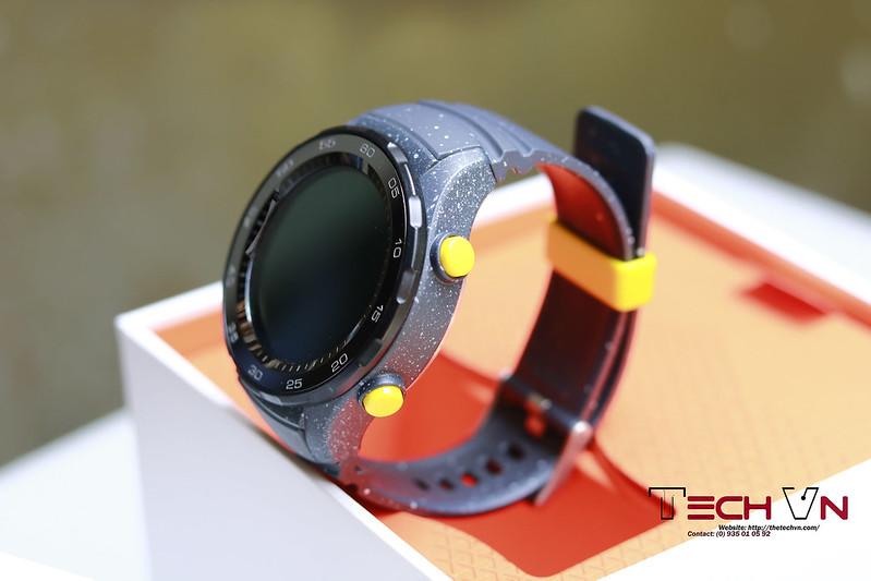 Huawei Watch 2 Sport Concrete Grey 08