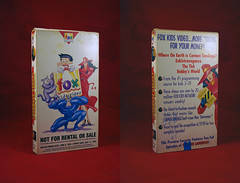 THE TICK 1995 FULL LENGTH SCREENER FOR FOX KIDS VIDEO