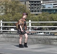Waterloo Bridge Girl