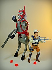 Mattel – Fantastic World of Bravestarr Toys – Reignited Passion – Vintage & Fragile – Thirty/Thirty – Back In Action! – Human Form 1