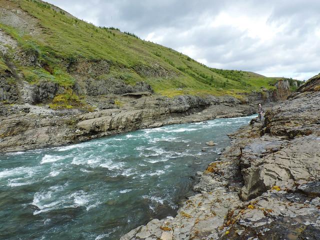 Studlagil Canyon, Eastern Iceland