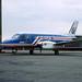 Embraer EMB-110P1 Bandeirante G-BGYV Exeter 2-5-81