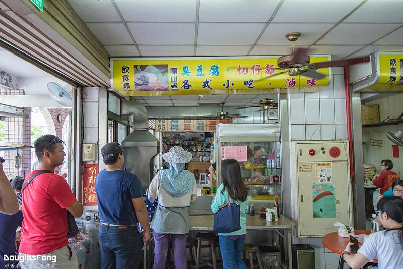 【食記】台東關山關山老店臭豆腐 (2)