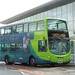 Arriva NW 7003 KX13AVJ Liverpool Airport 8 September 2017