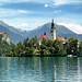 Small photo of Lake Bled, Slovenia