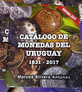 Catalog of the Coins of Uruguay 2017