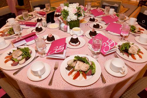 Susan G. Komen's 35th Anniversary Luncheon