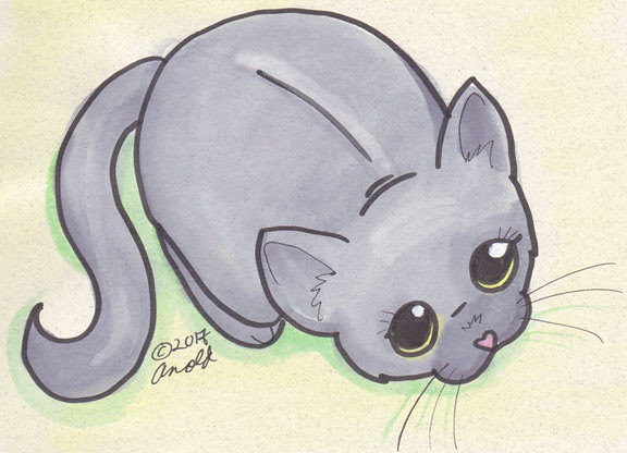 Day 16: A Sweet Kitty