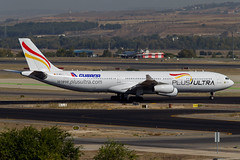 Plus Ultra A340 (Cubana titles)