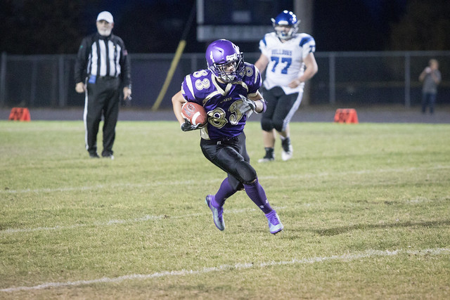 Sequim v NMHS JV, Canon EOS 7D MARK II, Canon EF 80-200mm f/2.8L