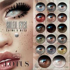 Soleil Eyes @ Kawaii Project