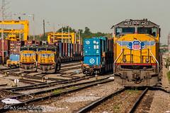 UP 4432 | EMD SD70M | NS Memphis District