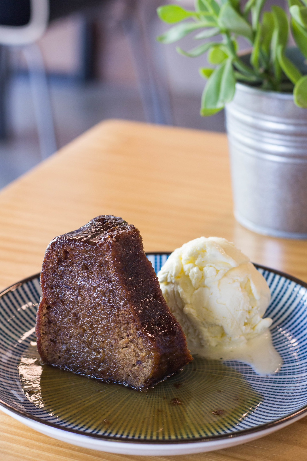 The Playground Coffee - Sticky Date Pudding