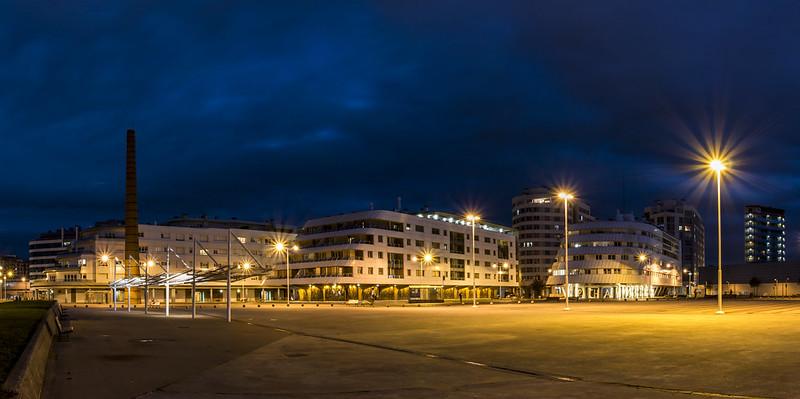 Poniente. Gijón.