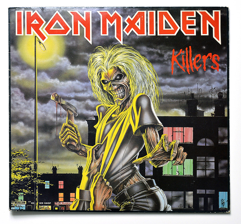 A0431 IRON MAIDEN Killers