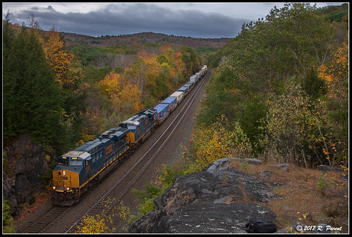 csx massachusetts train berkshires new england fall foliage autumn