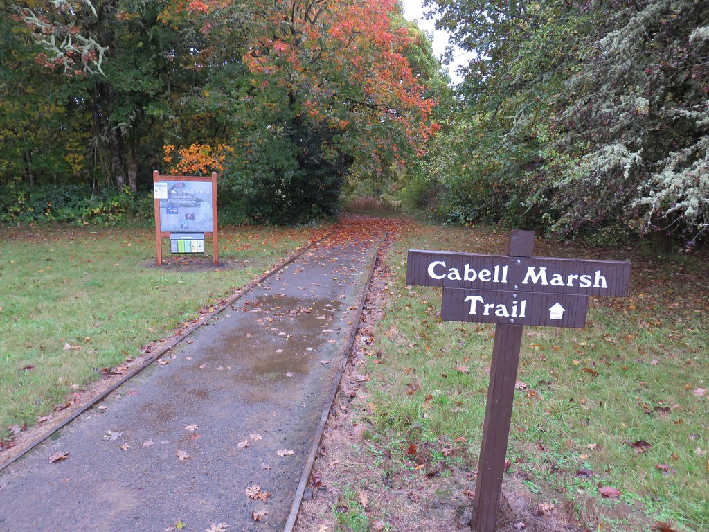 Cabell Marsh Trail