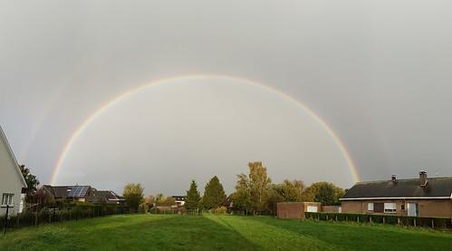 Somewhere under the rainbow 😀