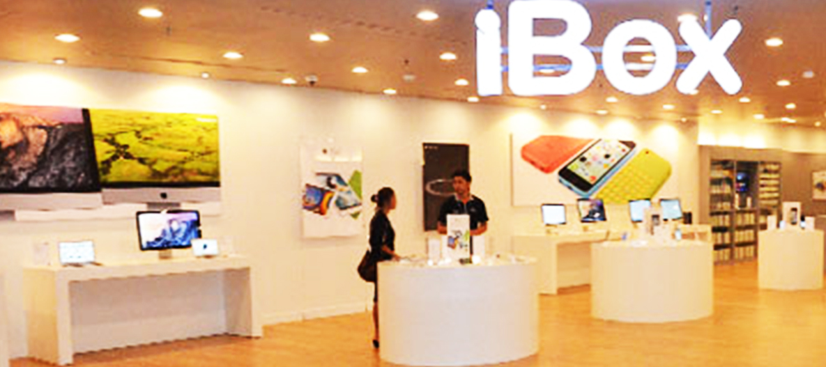 Ibox Mall Kelapa Gading 3 Store Registrye