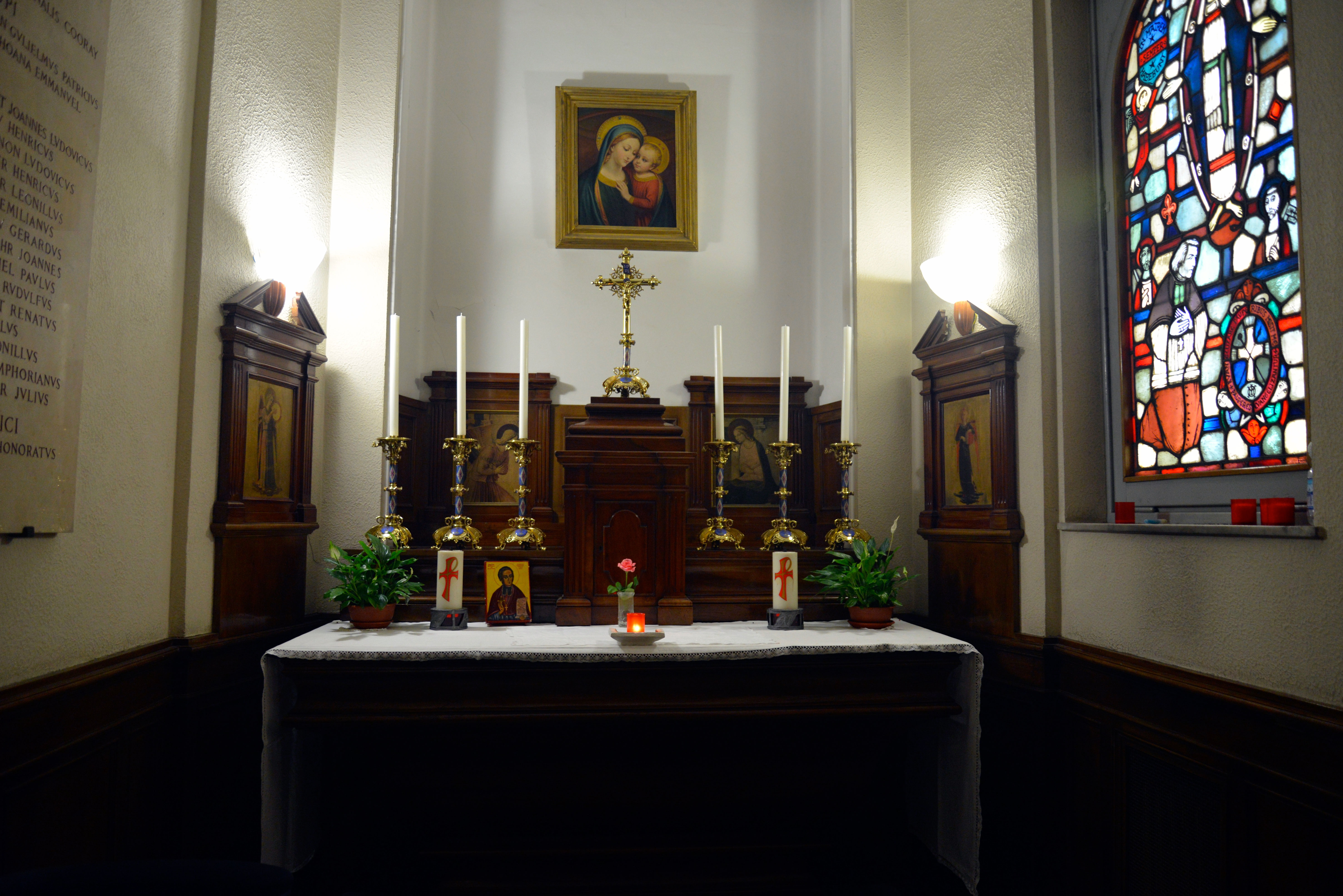 St. Eugene de Mazenod - Relics