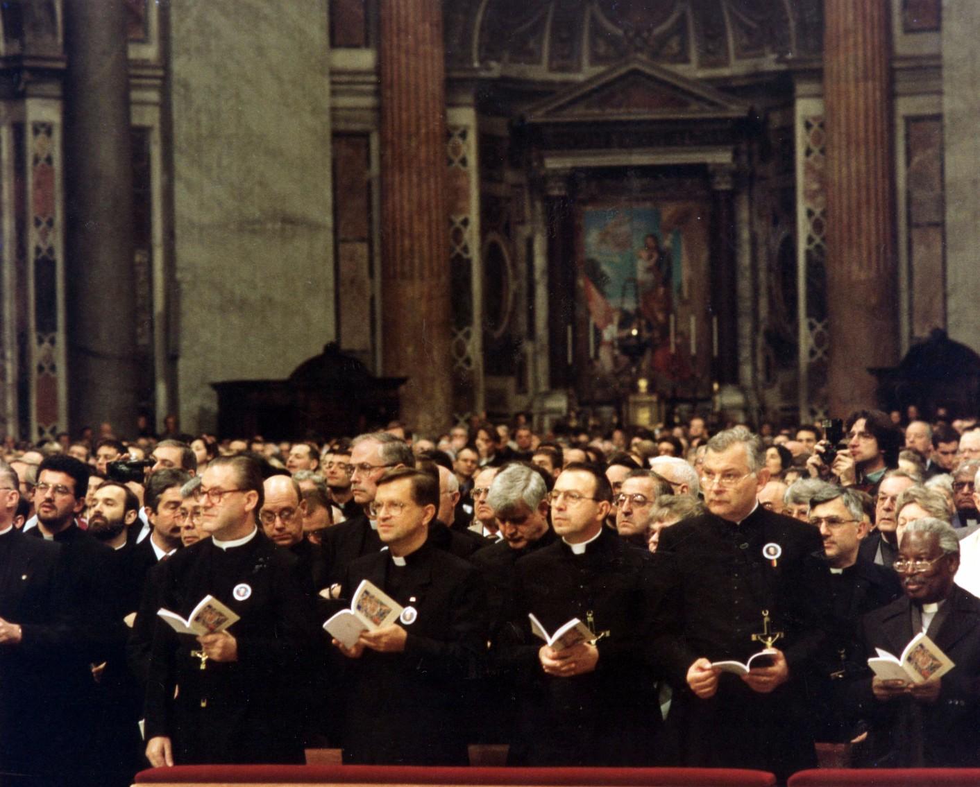 St. Eugene de Mazenod - Canonization (03-12-1995)