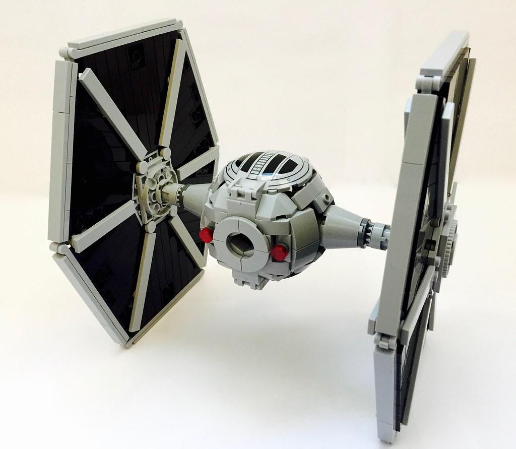 TIE Fighter (STARWARS Rebels design)