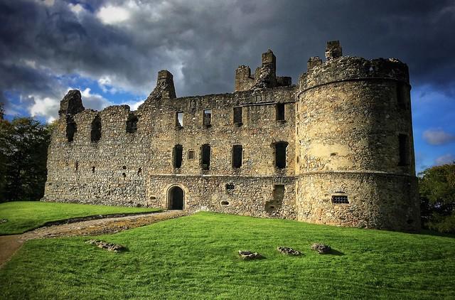 'Balvenie Castle'                 (see description)
